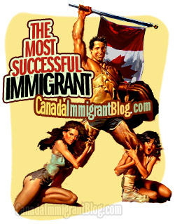 Most Successful Immigrant