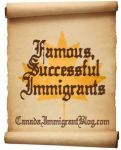 Successful, Famous Immigrants