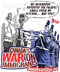 War on Immigrants